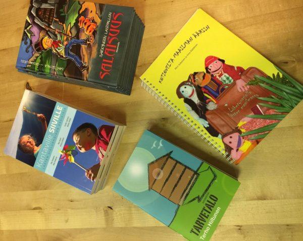 Tuotepaketti: Lapsityö (25 kirjaa)