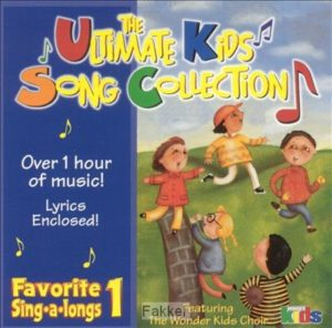 Ultimate Kids Collection CD