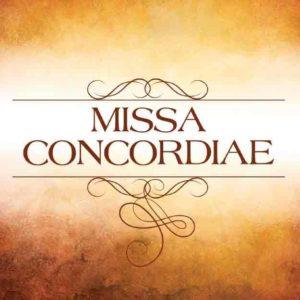 Missa Concordiae - sovinnon messu CD