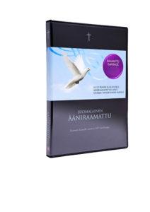 Raamattu Kansalle, koko Raamattu, Mp3-levyillä (ÄÄNIKIRJA)