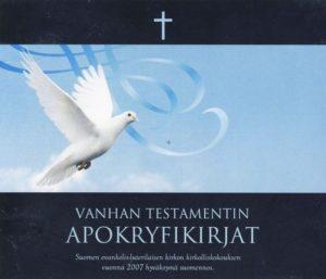 Apokryfikirjat CD-levyillä (+mp3) ÄÄNIKIRJA