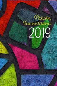 Päivän Tunnussana 2019 (pieni)