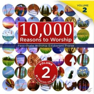 10.000 Reasons To Worship -vol 2 (2-CD)