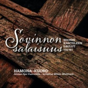 Sovinnon salaisuus - Siionin kanteleen laulut 174-197 CD