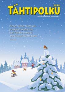 Tähtipolku - lasten joululehti 2018