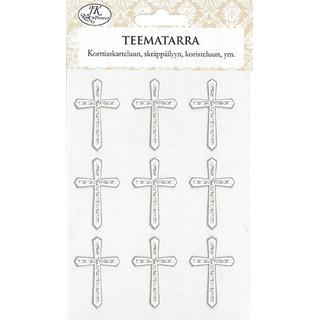 Teematarra, Risti (hopea)