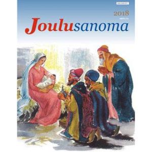 Joulusanoma 2018 -joululehti