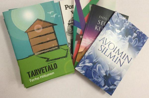 Tuotepaketti: Evankeliointi (10 kirjaa)