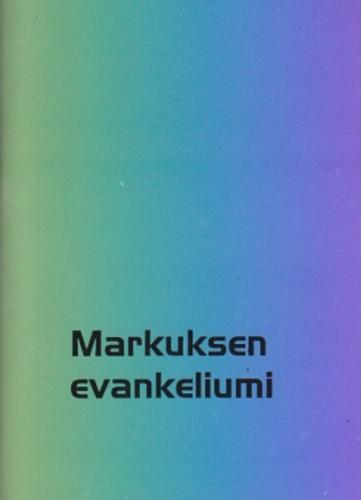 Markuksen evankeliumi (1938 käännös)