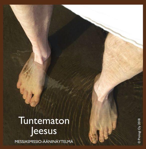 Tuntematon Jeesus -kuunnelma CD