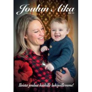 Joulun Aika 2018 -joululehti
