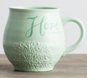 Muki, Hope - Jeremiah 17:7