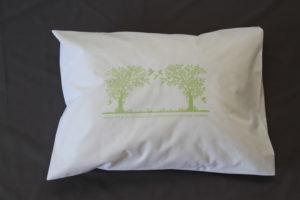 Tyynyliina, Puut ja linnut (vihr.)