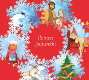 Iloinen jouluretki CD