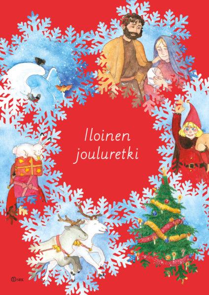 Iloinen jouluretki -nuottivihko