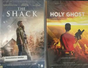 Shack + Valkeuksien Isä DVD-paketti