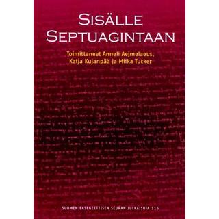 Sisälle Septuagintaan