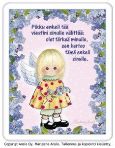 Supermagneetti, Pikku enkeli