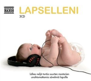 3CD-BOX: Lapselleni CD