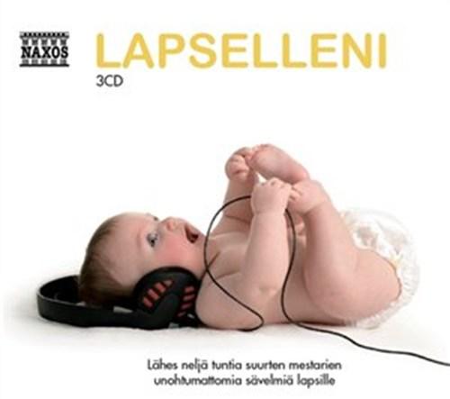 3CD-BOX: Lapselleni CD