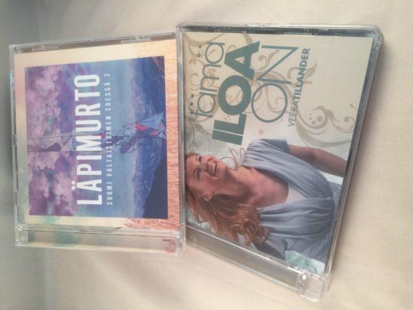 Veera + Läpimurto cd-paketti