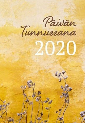 Päivän Tunnussana 2020 (pieni)
