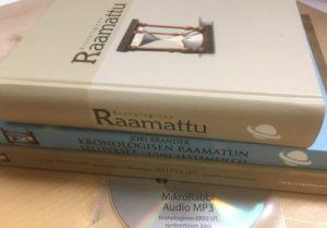 Kronologinen Raamattu + UT + UT-MP3 + VT