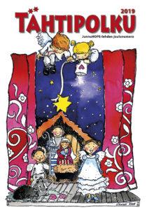 Tähtipolku - lasten joululehti 2019