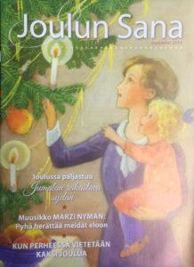 Joulun Sana 2019 -joululehti