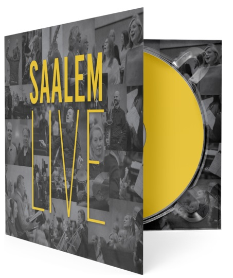 Saalem Live CD