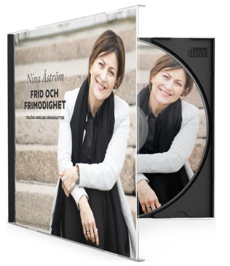 Frid och frimodighet CD