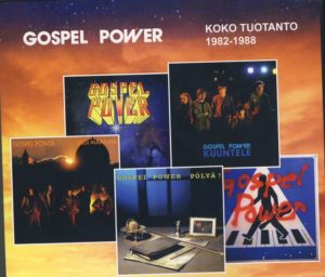 Gospel Power koko tuotanto 1982-1988 CD