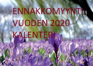 Seinäkalenteri 2020 (Raamattu365.fi)