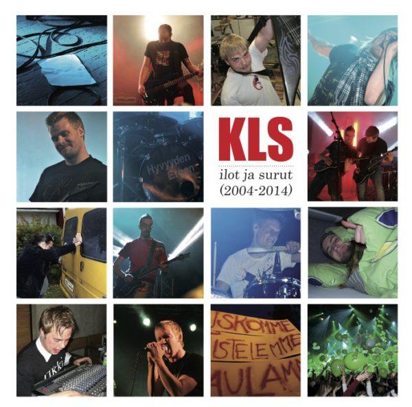 Ilot ja Surut (2004-2014) CD