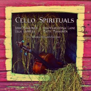 Cello Spirituals CD