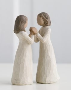Willow Tree - Sisters by Heart