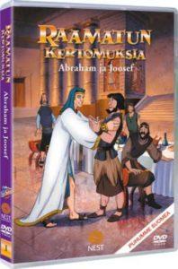Raamatun kertomuksia: Aabraham ja Joosef DVD