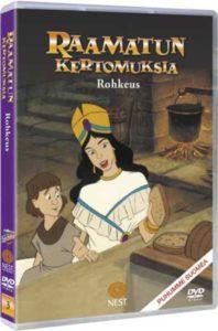 Raamatun kertomuksia: Rohkeus DVD