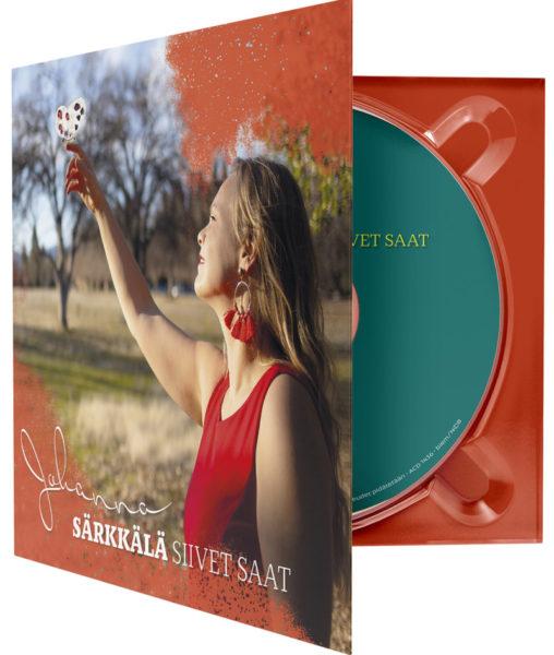 Siivet saat CD