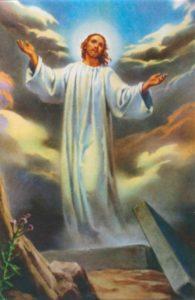 Magneetti: Jeesus nousee haudasta