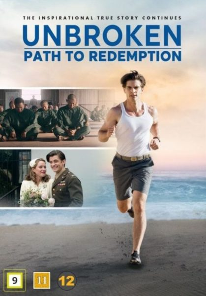 Unbroken - Path to redempt DVD