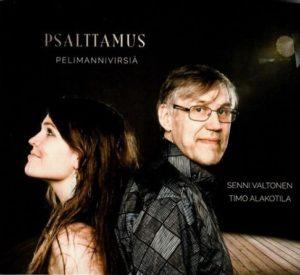 Psalttamus - Pelimannivirsiä CD