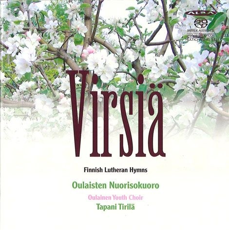 Virsiä - Finnish Lutheran Hymns CD