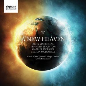 A New Heaven CD