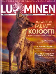 Luominen-lehti (numero 31)