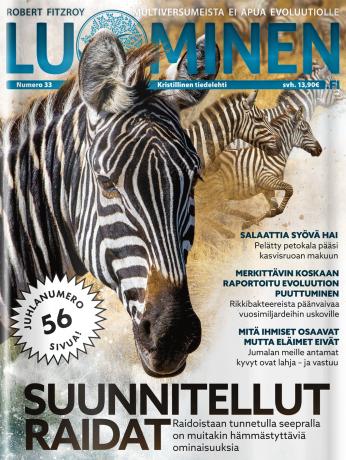 Luominen-lehti (numero 33)