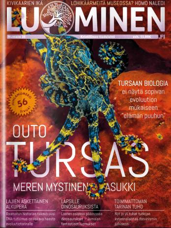 Luominen-lehti (numero 35)