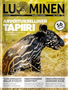 Luominen-lehti (numero 36)