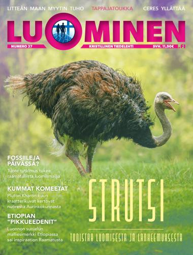Luominen-lehti (numero 37)