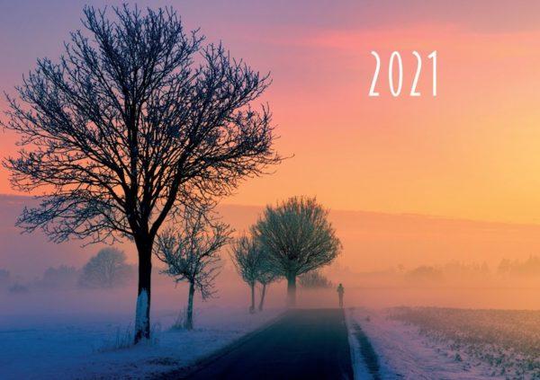 Seinäkalenteri 2021 (Raamattu365.fi)